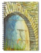 Blue Ridge Tunnel Spiral Notebook