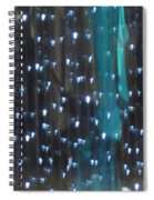 Blue Spiral Notebook