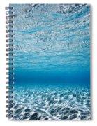 Blue Sea Spiral Notebook