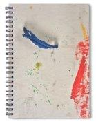 Blue Swing Spiral Notebook