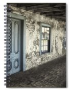 Blue Wing Inn Spiral Notebook