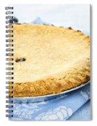 Blueberry Pie Spiral Notebook