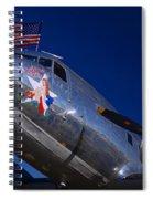 Bluebonnet Belle Spiral Notebook