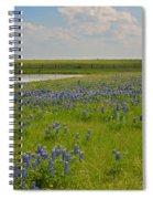 Bluebonnet Bliss Spiral Notebook