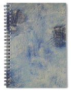 Blueish Spiral Notebook