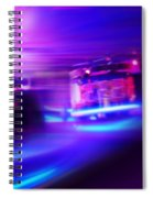 Blues Before Sunrise Spiral Notebook
