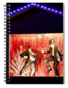 Blues Brothers Tribute Spiral Notebook