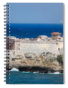 Blues Of Cuba Spiral Notebook