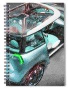 Bmw 23 Spiral Notebook