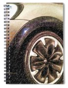 Bmw 25 Spiral Notebook