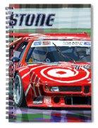 Bmw M1 1979 Spiral Notebook