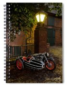 Bmw R 12 Spiral Notebook