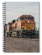 Bnsf 8145 Spiral Notebook