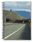 Bnsf Train 789 C Spiral Notebook