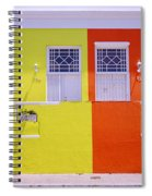 Bo Kaap House Spiral Notebook