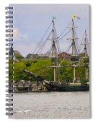 Boardwalk 2007 Spiral Notebook