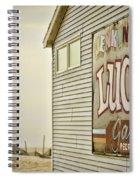 Boardwalk Empire Spiral Notebook