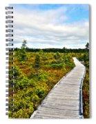 Orono Boardwalk Spiral Notebook