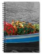 Boat Parade Spiral Notebook