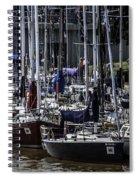 Boat Week 2 Spiral Notebook