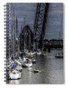 Boat Week 3 Spiral Notebook