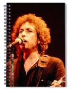 Bob Dylan '79 Spiral Notebook