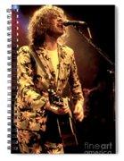 Bob Geldof Spiral Notebook