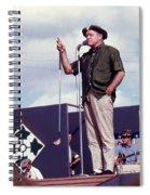 Bob Hope Spiral Notebook