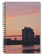 Bob Kerry Pedestrian Bridge Spiral Notebook