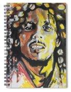 Bob Marley 02 Spiral Notebook