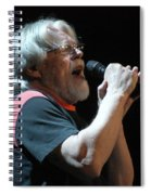 Bob Seger 3692-1 Spiral Notebook