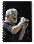 Bob Seger 6046-1 Spiral Notebook