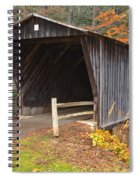 Bob White Covered Bridge Spiral Notebook