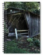 Bob White's Covered Bridge Spiral Notebook