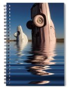 Bobbing For Carburetors Spiral Notebook