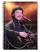 Bobby Goldsboro Spiral Notebook