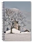 Bobby's Farm Spiral Notebook