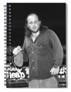 Bobcat Goldthwait Spiral Notebook