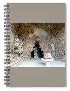 Boboli La Grotta Grande 3 Spiral Notebook