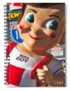 Bob's Big Boy Spiral Notebook