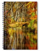 Bob's Creek Spiral Notebook