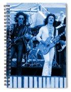 Boc #102 In Blue Spiral Notebook