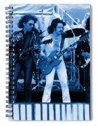 Boc #103 In Blue Spiral Notebook