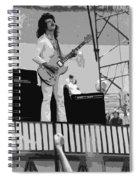 Boc #18 Enhanced In Bw Spiral Notebook