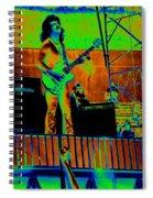 Boc #18 Enhanced In Cosmicolors Spiral Notebook