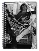Boc #28 Crop 2 Spiral Notebook