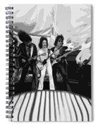 Boc #3 Enhanced Bw Squeezed Spiral Notebook