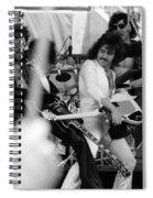 Boc #42 Crop 2 Spiral Notebook