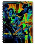 Boc #43 Enhanced In Cosmicolors Spiral Notebook