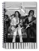 Boc #47 Enhanced Bw Spiral Notebook
